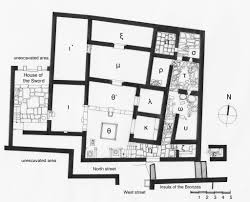 house plan house ancient greek house plans with pictures ancient