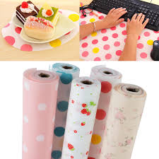 Kitchen Cabinet Lining 3m Kitchen Table Drawer Shelf Liner Contact Paper Waterproof Mat
