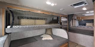 happijac bed truck cers adventurer a premium truck cer bunk bed power