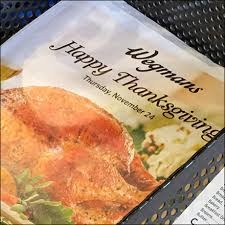 literature rack of thanksgiving recipes fixtures up