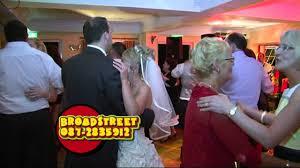 broadstreet wedding band broadstreet band waterford broadstreet waltz set oldcourt august