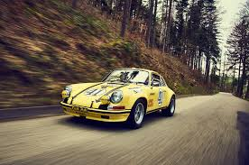 old porsche race car restoring an icon the 1972 le mans winning 911 porsche