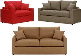 twin sofa sleepers and simmons upholstery pc sofa loveseat twin