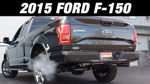 Ford F150 Truck Parts - flowmaster outlaw cat back exhaust system 2015 2018 ford f150