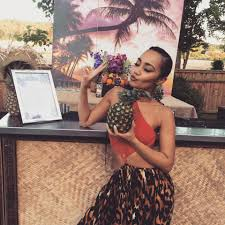 inside little mix star leigh anne pinnock u0027s summer party at her