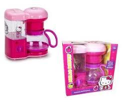 liquidificador ou cafeteira brinquedo da kitty 39 00