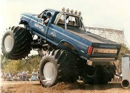 jim kramer bigfoot 4 4 u2013 monster truck racing team