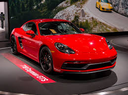 porsche matte red 2018 porsche 718 gts models revealed kelley blue book