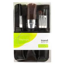 daylogic travel brush set 5 count rite aid