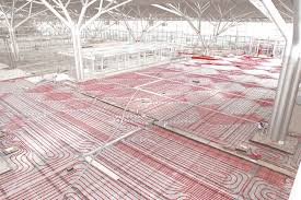 how to install radiant floor heating concrete better