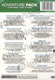 10 movie adventure pack value movie collection on dvd movie