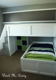 115 best bunk beds images on pinterest 3 4 beds trundle beds
