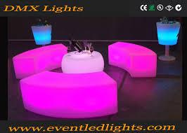 snake led light bar rechargeable plastic outdoor led lighting furniture snake curved