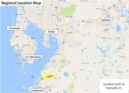 Map Of Clearwater Florida by Southwest Florida Water Management District Surplus Properties