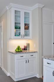 white shaker cabinets kitchen and island u2014 optimizing home decor