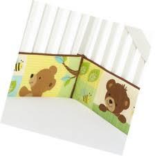Honey Bear Crib Bedding by Bedtime Originals Nursery Bedding Ebay