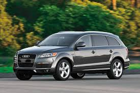 audi mini suv 2009 audi q7 overview cars com
