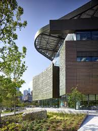 cornell tech campus opens on new york u0027s roosevelt island