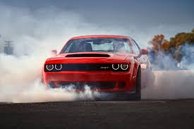 should the 840 hp dodge challenger demon be banned from public roads