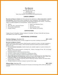 data analyst resume data analyst resume exles data analyst resume simple career