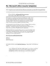 Microsoft Templates Resume Wizard Resume Wizard Mac Thegreyhound