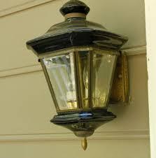 installing new exterior lighting pretty handy