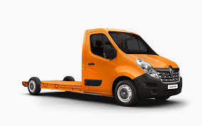 renault orange master cab chassis master cab chassis platform long wheelbase