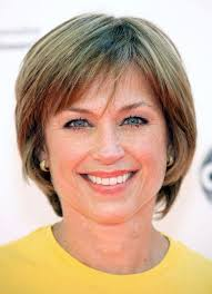 chic short bob haircut for women age over 50 dorothy hamill u0027s