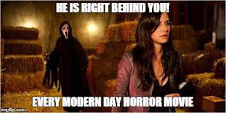 Horror Movie Memes - scary movies imgflip