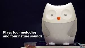skip hop owl night light skip hop moonlight melodies nightlight soother youtube
