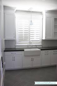 Laundry Room Cabinets With Sinks by Downstairs Laundry Room The Sunny Side Up Blog