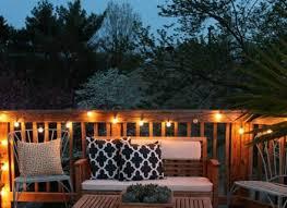 Outdoor Patio Light Ideas Outdoor Patio Lighting Ideas Objectifsolidarite2017 Org