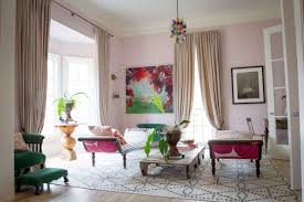 the color of the moment may 2015 paisley pink walls and
