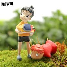 Studio Ghibli Decor Aliexpress Com Buy 2pcs Lot Studio Ghibli Toy Action Figures