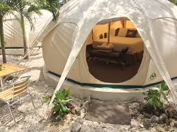 luxury bell tents mexico