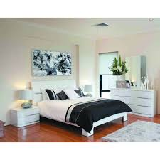 White Queen Size Bedroom Suites Ikea Wardrobes Brook Piece Queen Bedroom Package White Or Black