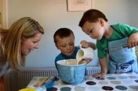 7 bonnes raisons de cuisiner avec ses enfants