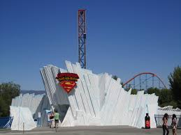 Six Flags Height History Of Roller Coasters Coasterforce