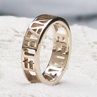 name rings name jewelry unique personalized name rings