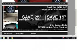 nissan accessories for sale putting 20