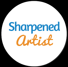 Trademark Fine Art 35 In by Podcast U2014 Sharpened Artist