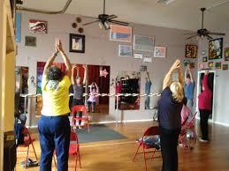 Armchair Yoga For Seniors 5 Senior Chair Yoga Every Wednesday In The Village Carlsbad Ca