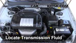 hyundai elantra transmission fluid transmission fluid leak fix 2002 2005 hyundai sonata 2004