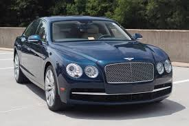 bentley flying spur 2017 blue 2014 bentley flying spur stock 4nc095550 for sale near vienna