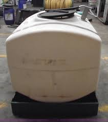 lesco 200 gallon commercial spray tank item a4119 sold