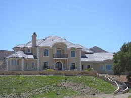 beautiful french country manor estate mint canyon california