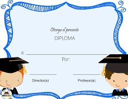diplomas de primaria descargar diplomas de primaria completa plantillas de diplomas para niños fichas escolaresfichas