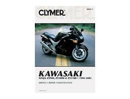 kawasaki zzr 1100 zx 1100 c1 c3 90 92 manual clymer parts at