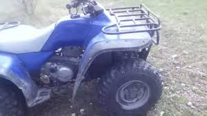 1993 honda fourtrax 300 4x4 youtube
