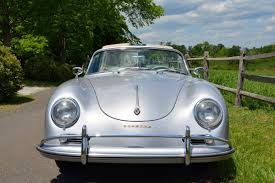 vintage porsche convertible 1959 porsche 356a for sale 1942203 hemmings motor news